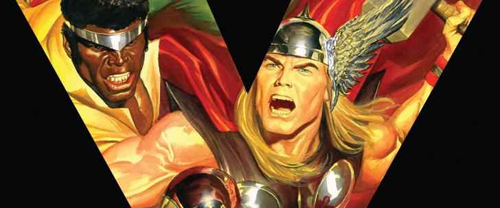 Avant-Première Comics VO: Marvels X #4