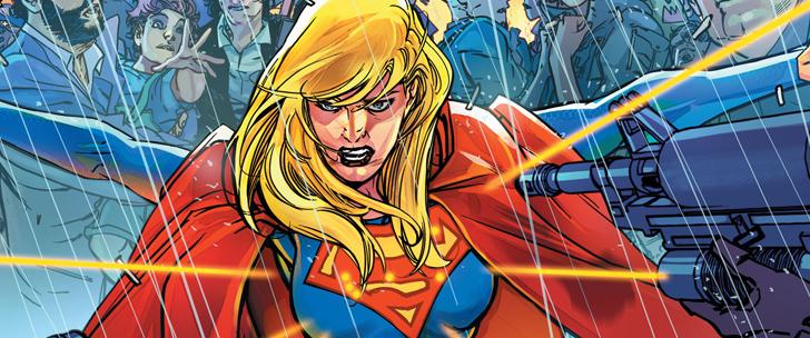 Avant-Première Comics VO: Review Supergirl #42
