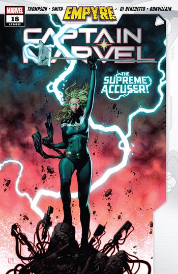 Captain Marvel #18