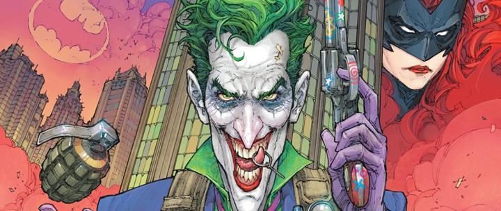 Avant Première Comics VO: Detective Comics #1025