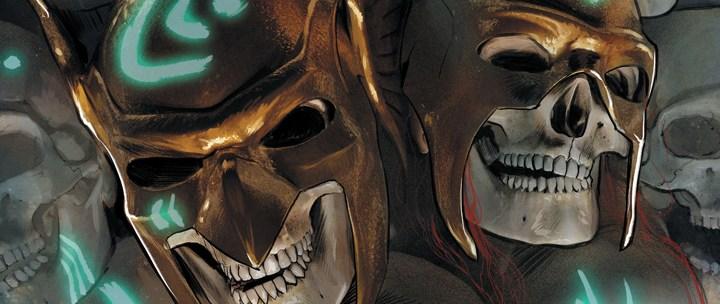Avant-Première Comics VO: Hawkman #26