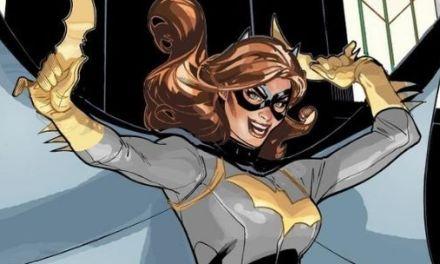 Avant-Première Comics VO: Review Batgirl #50
