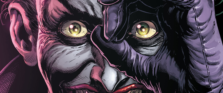 Avant-Première Comics VO: Review Batman: Three Jokers #3