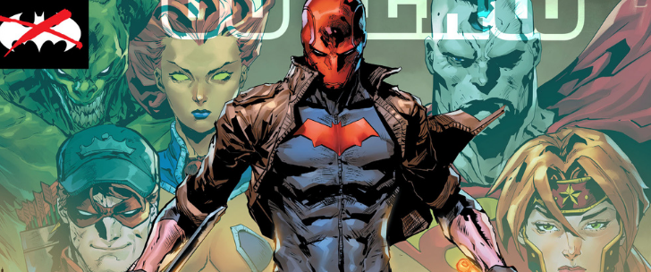 Avant-Première Comics VO: Red Hood – Outlaw #50