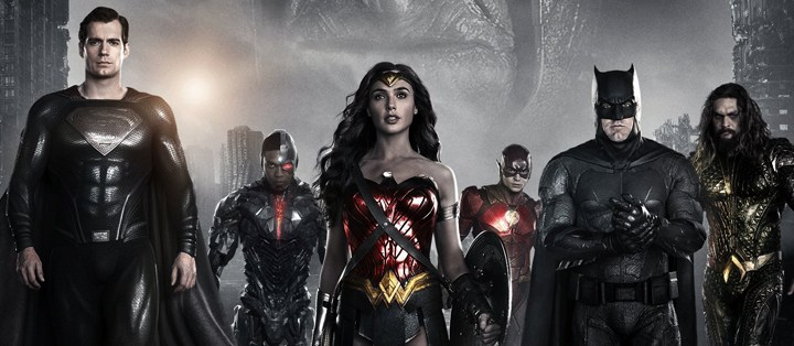 Review : Zack Snyder's Justice League
