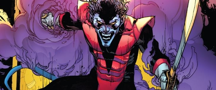 Avant-Première Comics VO: Way of X #1