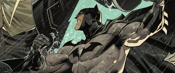 Avant-Première Comics VO: Detective Comics #1035