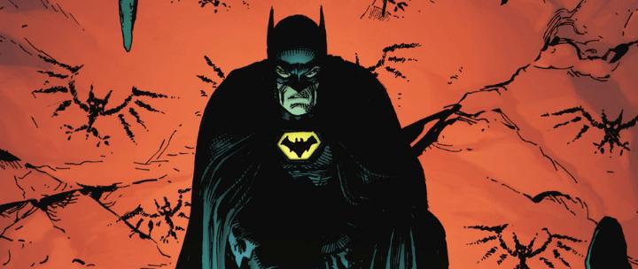 Avant-première Comics VO: Batman Earth One Vol.3