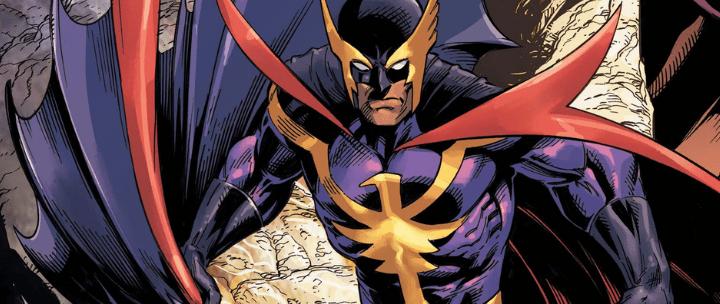 Avant-première Comics VO: Heroes Reborn #5