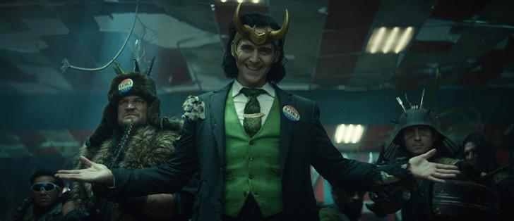 Loki : la conférence de presse