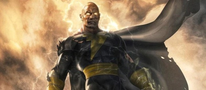 DC Fandome : Black Adam – premier aperçu