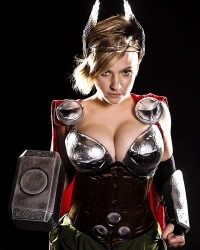 Mad Love Lady Thor