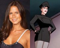 Rhona Mitra is the Big Bad of SUPERGIRLs Fourth Season  STARBURST Magazine