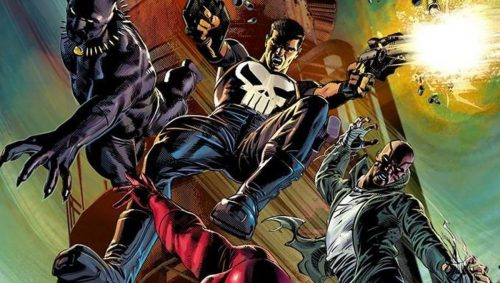 The Marvel Knights imprint will return for a special 20th anniversary event this fall