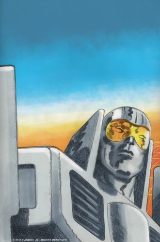 SDCC 18 The GoBots Return After 30 Years