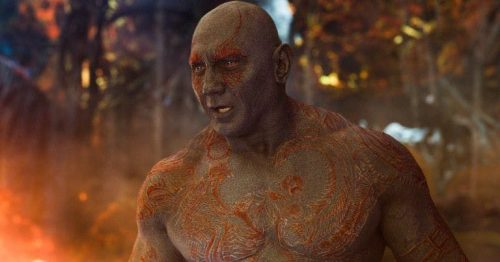 Exclusive Dave Bautista tells ShortList hell quit Guardians of the Galaxy if James Gunn script isnt used