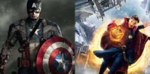 Captain America The First Avenger and Doctor Strange Coming to 4K Ultra HD Bluray