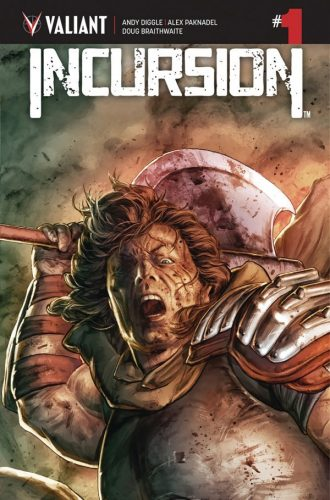 INCURSION 1 330x500 Comic Review for week of February 20th, 2019
