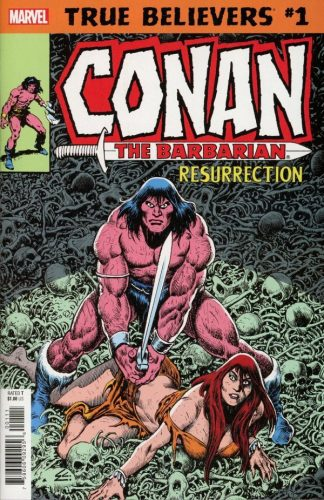 TRUE BELIEVERS CONAN RESURRECTION 1 324x500 Comic Review for week of January 30, 2019