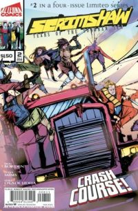 Comic Review for week of March 13th 2019