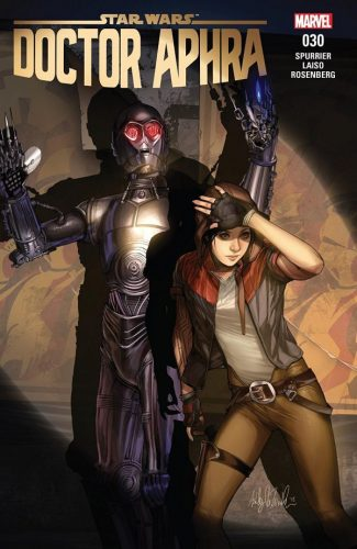 STAR WARS DOCTOR APHRA 30 325x500 Comic Review for week of March 27th, 2019