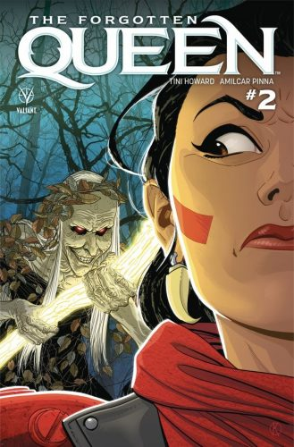 THE FORGOTTEN QUEEN 2 329x500 Comic Review for week of March 27th, 2019
