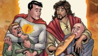 Second Coming Controversial Jesus Christ Comic Book Finds New Publisher