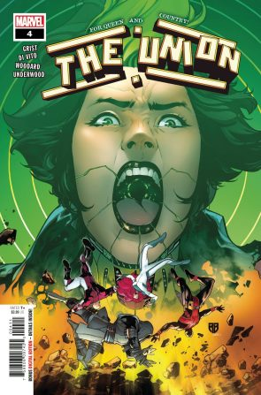 Recent Comic Cover Updates For The Week Ending 2021-04-09