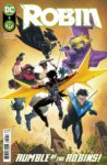 Robin 5 A 98x150 Recent Comic Cover Updates For The Week Ending 2021 05 28