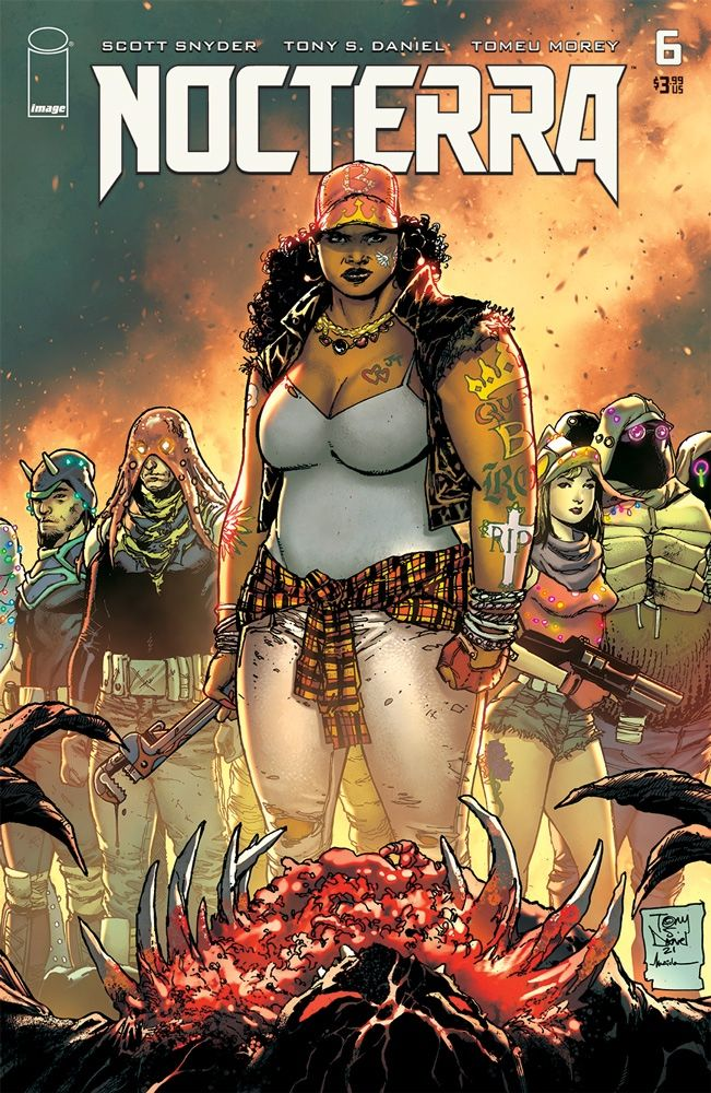 Nocterra 6 Spoilers 0 2 Recent Comic Cover Updates For The Week Ending 2021 07 23