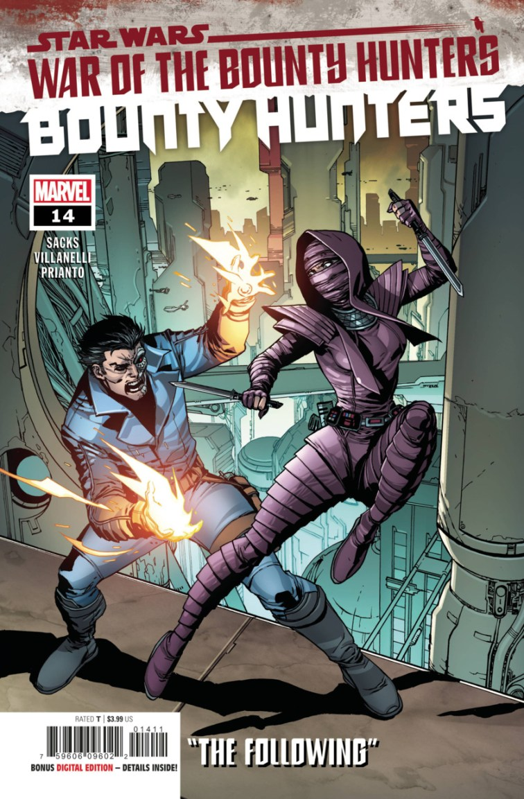 StarWarsBountyHunters Recent Comic Cover Updates For The Week Ending 2021 07 16