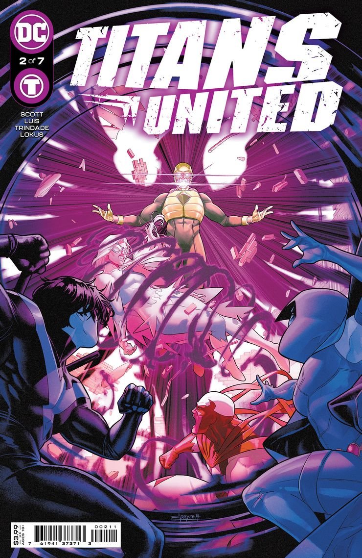Titans United 2 A Recent Comic Cover Updates For The Week Ending 2021 07 23