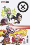 X Men 1 spoilers 0 13 99x150 Recent Comic Cover Updates For The Week Ending 2021 07 09