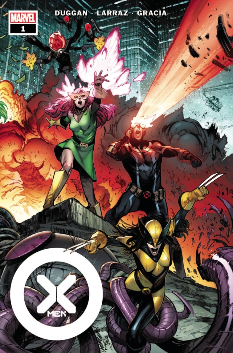 X Men Recent Comic Cover Updates For The Week Ending 2021 07 16