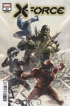 X Force 99x150 Recent Comic Cover Updates For The Week Ending 2021 08 20