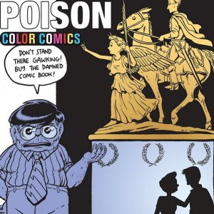 Box Office Poison Color Comics Issue 4 - Cover
