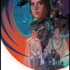 Star Wars - Rogue One Adaptation 1 - Cover