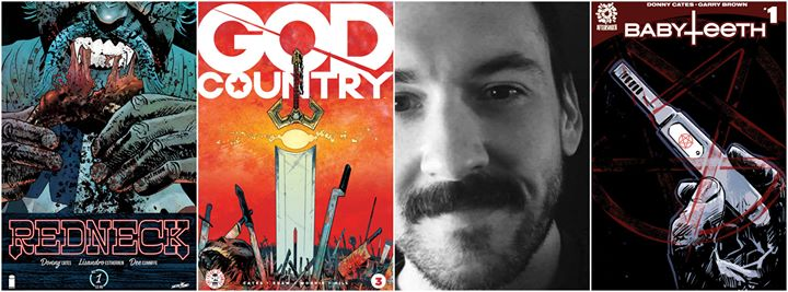 Family Man: An Interview with Donny Cates – Comic Crusaders