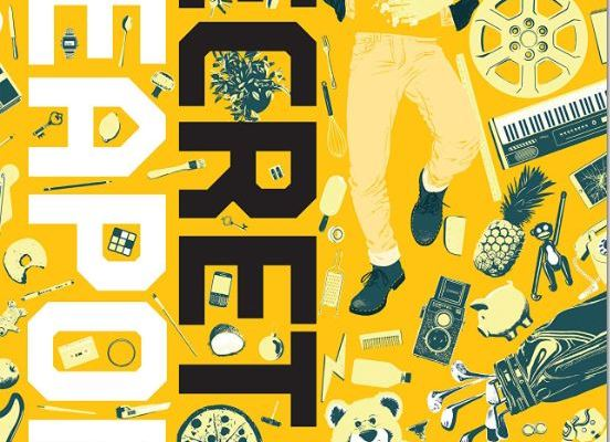 Secret Weapons Issue 3 Cover
