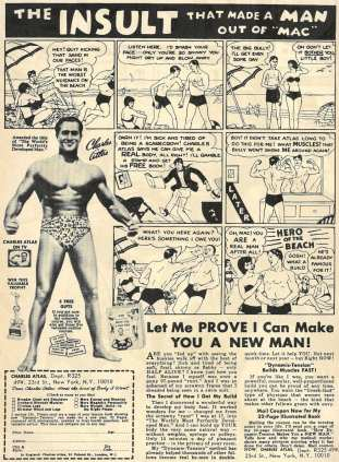 "AND TO THINK THEY USED TO CALL ME SKINNY!"" – PART 1: ARE SUPERHEROES"