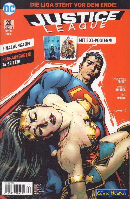 Super Man und Wonder Woman