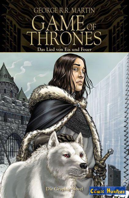 Game of Thrones als Hardcover Comic