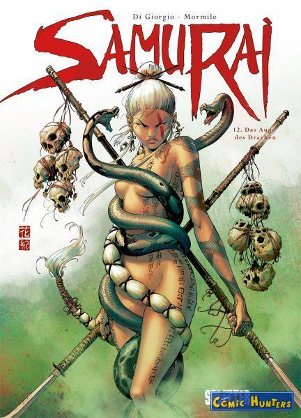 Samurai (Splitter Verlag/Editions Soleil)Band 12: Das Auge des Drachen
