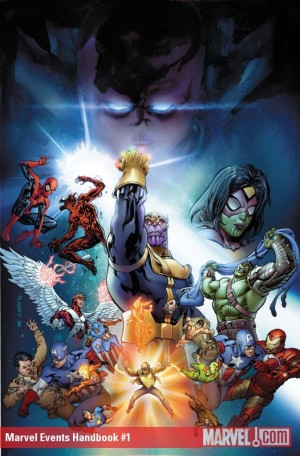 300px-Blockbusters_of_the_Marvel_Universe_Vol_1_1_Textless ComicList: Marvel Comics for 01/26/2011