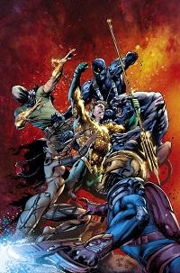 AQUAMAN8cover ComicList: DC Comics for 04/25/2012