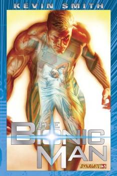 BionicMan03Cov2ndPrint-233x350 ComicList: Dynamite Entertainment for 02/15/2012