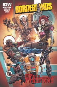BorderlandsFoF04-coverSUB ComicList: IDW Publishing New Releases for 11/12/2014