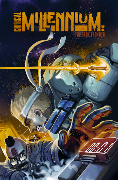 Critical-Millennium-Dark-Frontier_003-Cover Archaia Entertainment August 2010 Solicitations