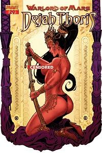 Deja29covIncenGeovani ComicList: Dynamite Entertainment for 09/04/2013