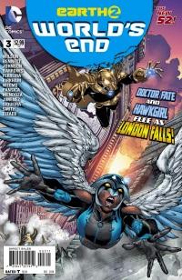 EARTHWE_Cv3_ds ComicList: DC Comics New Releases for 10/22/2014